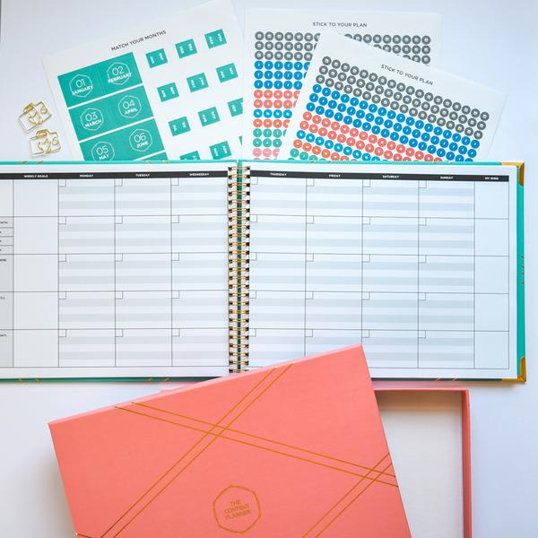 The Ultimate Social Media Planner